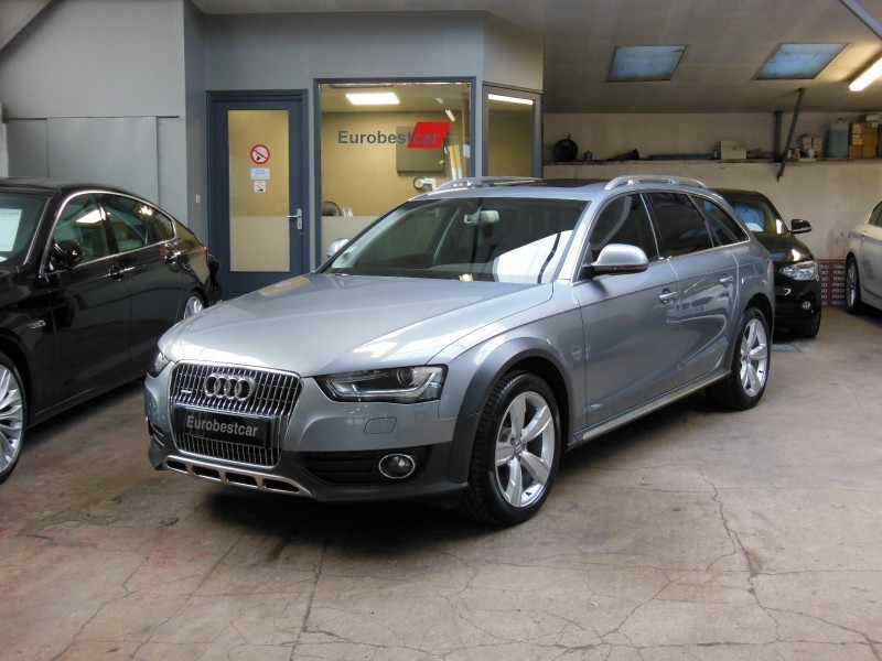 audi a4 allroad 2 2 0 tdi 177 ambition luxe quattro s tronic diesel v hicules vendus. Black Bedroom Furniture Sets. Home Design Ideas