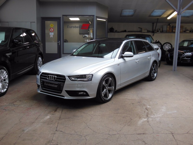 audi a4 avant 2 0 tdi 136ch dpf ambition luxe diesel v hicules vendus. Black Bedroom Furniture Sets. Home Design Ideas