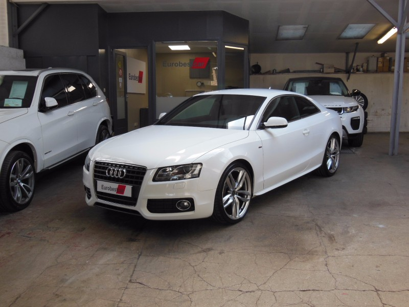 audi a5 2 0 tdi 170 dpf s line plus diesel v hicules vendus. Black Bedroom Furniture Sets. Home Design Ideas