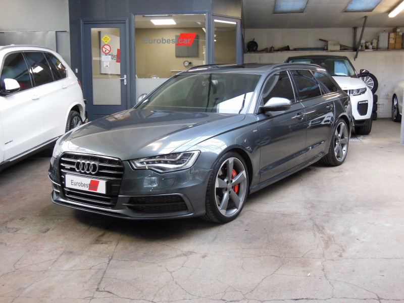 audi a6 avant 3 0 v6 bitdi 313ch s line quattro tiptronic 8 diesel v hicules vendus. Black Bedroom Furniture Sets. Home Design Ideas