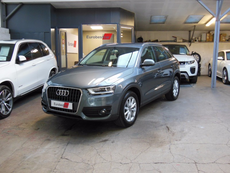 audi q3 2 0 tdi 140ch ambiente diesel v hicules vendus. Black Bedroom Furniture Sets. Home Design Ideas