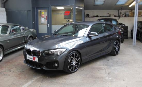 BMW 116I 109CH M SPORT 3P (F21)