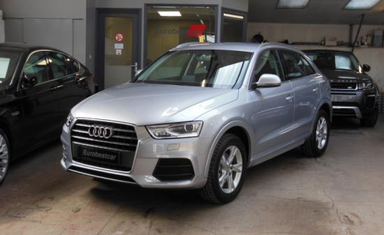 AUDI Q3 2.0 TDI 150 ULTRA BUSINESS LINE