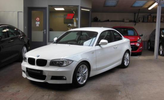 BMW 118D COUPE 143 SPORT DESIGN (E82)
