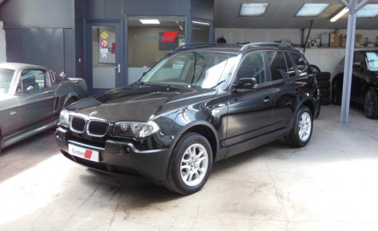 BMW X3 (E83) 2.0D 150CH LUXE