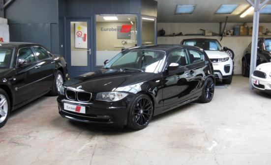 BMW 116D 115CH EDITION 3P (E81)