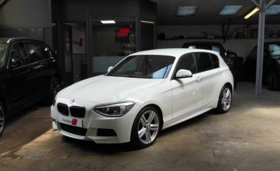 BMW 118D 143CH M SPORT 5P (F20)