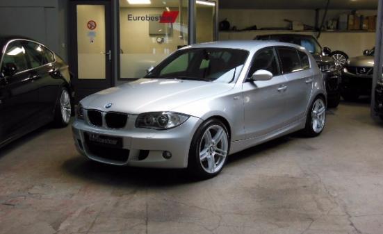 BMW 118D 143 SPORT DESIGN 5P (E87)