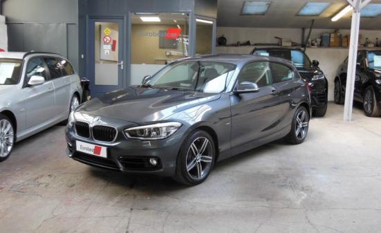 BMW 118D 150CH SPORT 3P (F21)