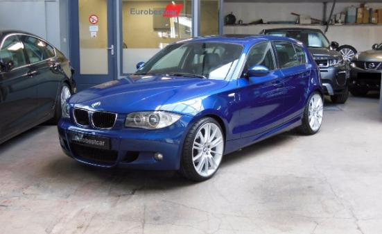 BMW 118DA 143 SPORT DESIGN 5P (E87)