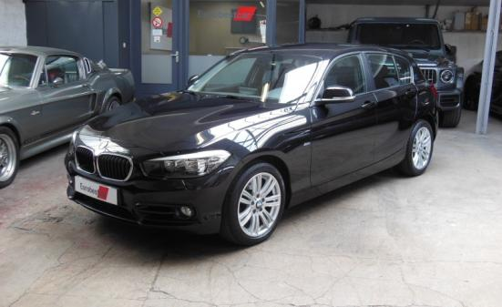 BMW 118DA 150CH SPORT 5P (F20)
