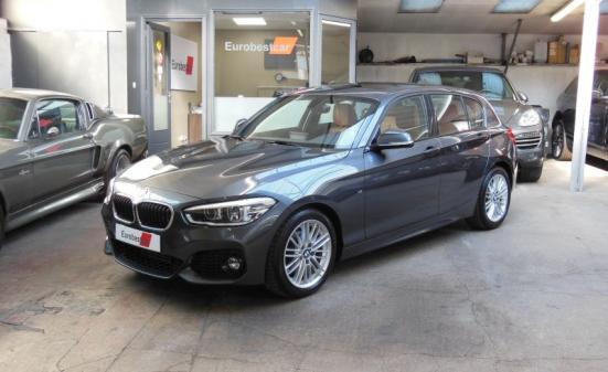 BMW 118I 136CH M SPORT ULTIMATE BVA8 5P (F20)