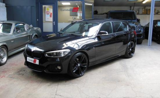 BMW 120D 190CH M SPORT 5P (F20)