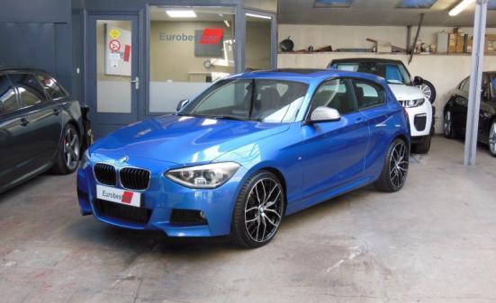 BMW 125D 218CH M SPORT 3P (F21)