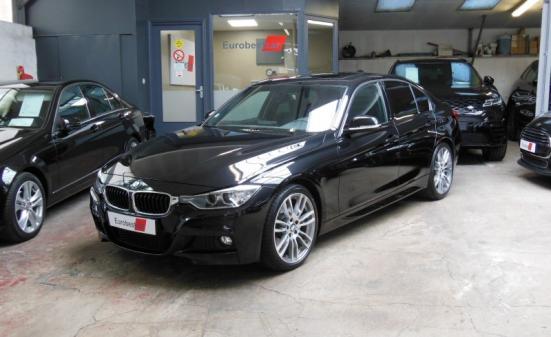 BMW 316D 116CH M SPORT (F30)