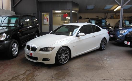 BMW 320D COUPE 177CH SPORT DESIGN (E92)