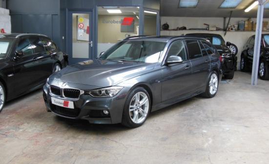 BMW 320DA TOURING 184CH M SPORT (F31)