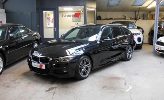 BMW 320DA TOURING 190CH M SPORT (F31)