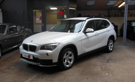 BMW X1 XDRIVE18D 143CH LOUNGE PLUS BVA8 (E84)