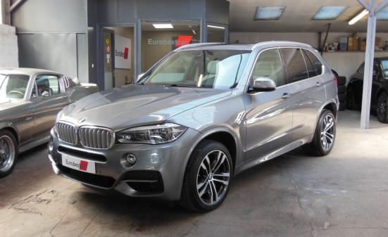 BMW X5 (F15) M50D 381CH BVA8