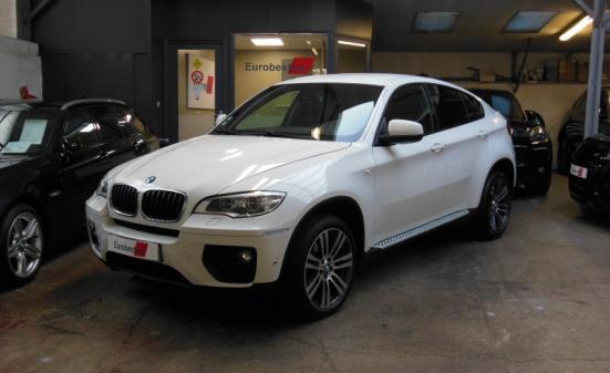 BMW X6 XDRIVE30DA 245CH M SPORT (E71)