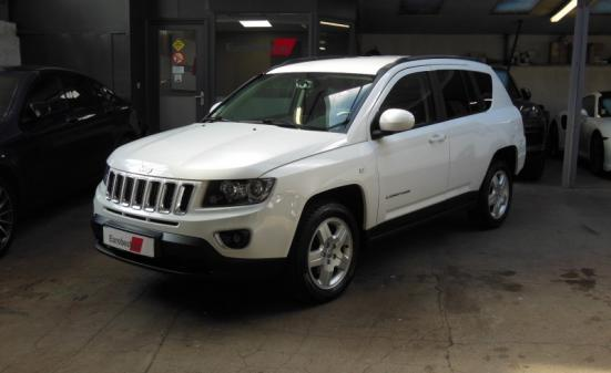 JEEP COMPASS 2.2 CRD 136CH NORTH EDITION 4WD