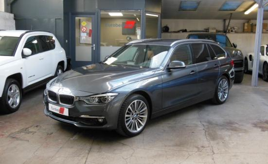 BMW 320D TOURING XDRIVE 190CH LUXURY BVA8 (F31)