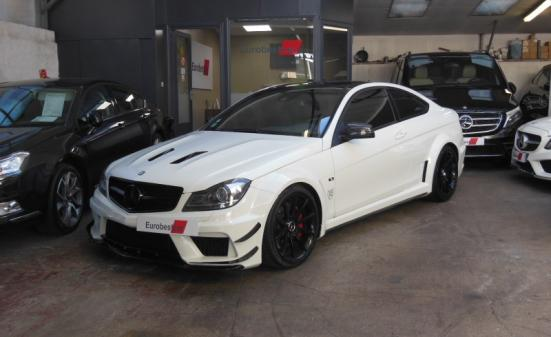 MERCEDES CLASSE C 63 AMG COUPE 487CH SPEEDSHIFT MCT