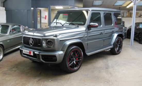 MERCEDES CLASSE G IV 63 AMG STRONGER THAN TIME EDITION