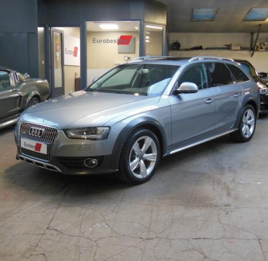 AUDI A4 ALLROAD 2.0 TDI 190 CLEAN DIESEL AMBITION LUXE  QUATTRO S TRONIC