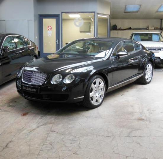 BENTLEY CONTINENTAL GT 6.0 W12 BI-TURBO 560 TIPTRONIC MULLINER