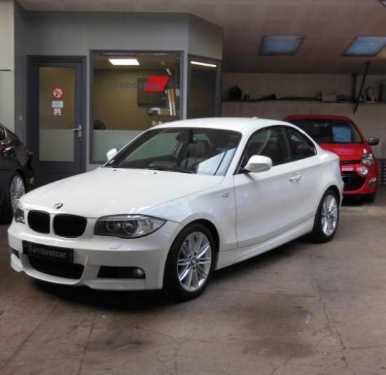 BMW 118D COUPE 143 SPORT DESIGN (E82)