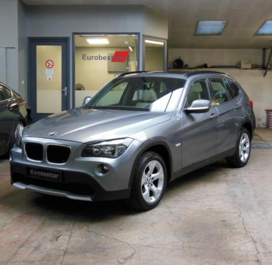 bmw x1 e84 xdrive18d 143 luxe diesel v hicules vendus. Black Bedroom Furniture Sets. Home Design Ideas