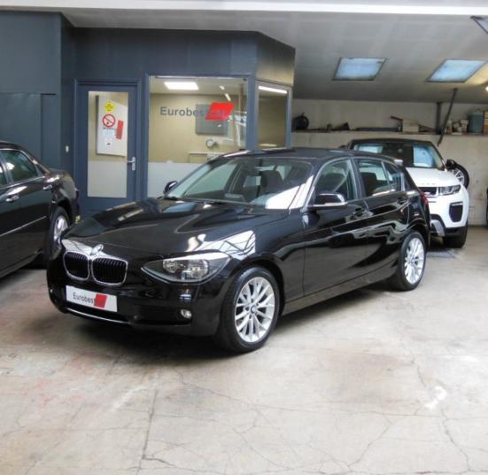 BMW 114I 102CH PREMIERE 5P (F20)