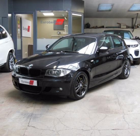 BMW 116D 115 SPORT DESIGN 3P (E81)