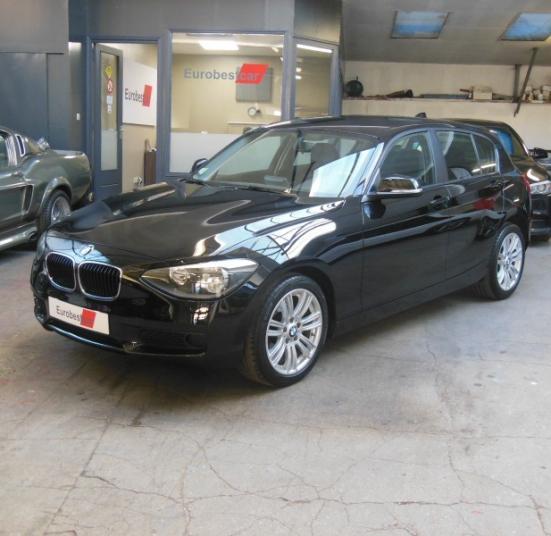 BMW 116I 136CH  LOUNGE 5P (F20)