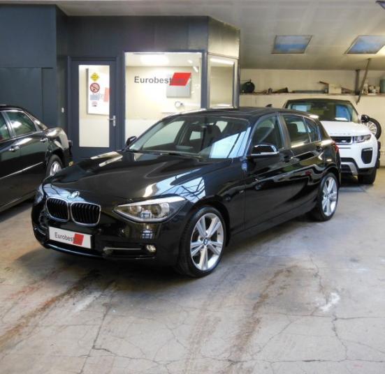 BMW 118D 143CH SPORT 5P (F20)