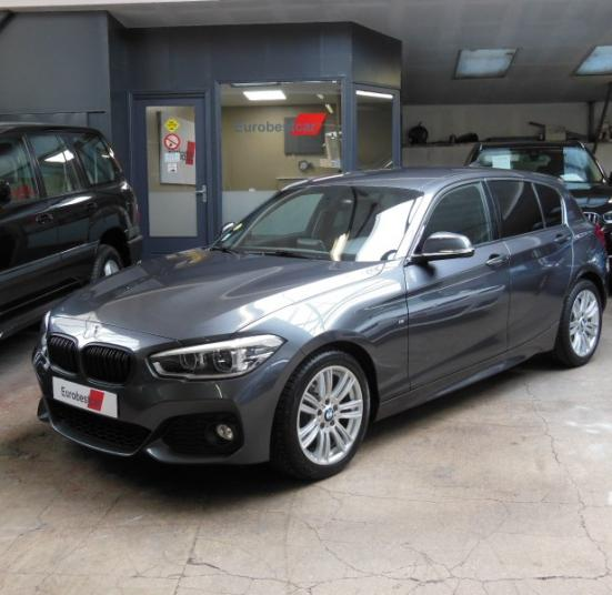 BMW 118D 150CH M SPORT BVA8 5P (F20)