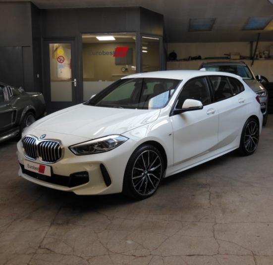 BMW 118I 140CH M SPORT DKG7 (F40)