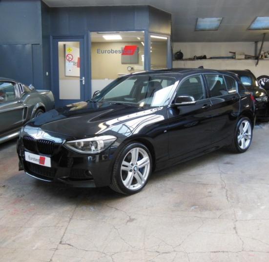 BMW 118I 170CH M SPORT BVA8 5P (F20)