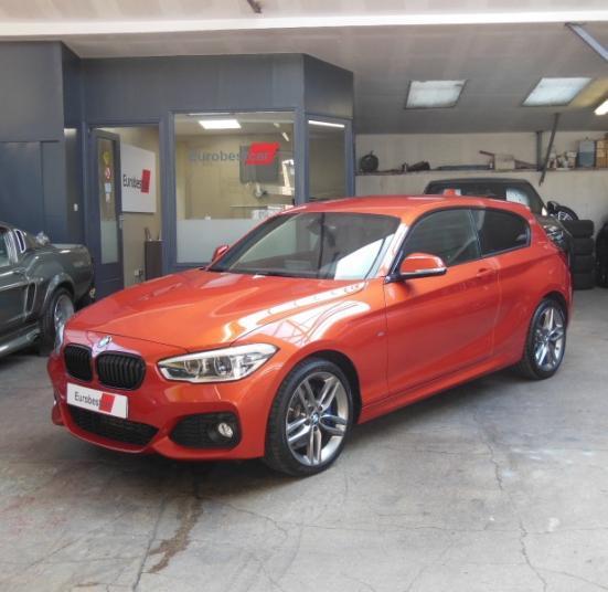 BMW 120D XDRIVE 190CH M SPORT BVA8 3P (F21)