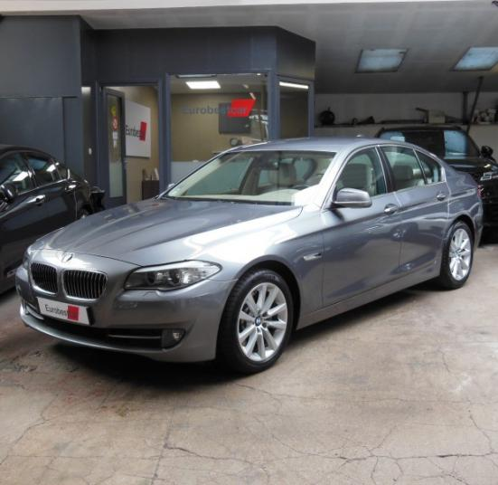BMW 525D 204CH LUXE BVA8 (F10)