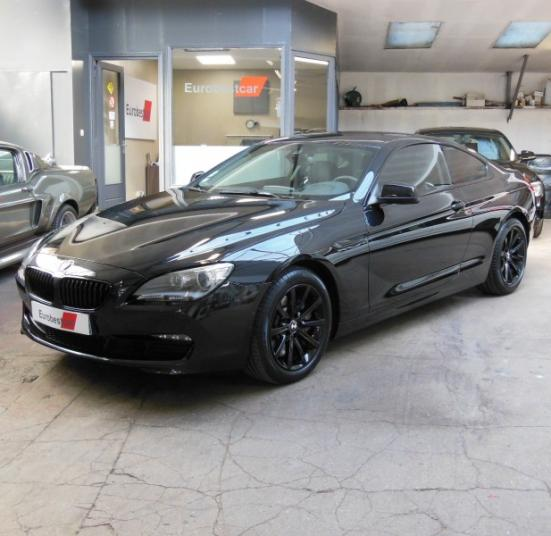 BMW 650IA COUPE XDRIVE 450CH LUXE (F13)