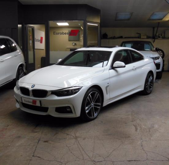 Bmw Xdrive Convertible: BMW 430D XDRIVE COUPE 258CH M SPORT BVA8 (F32) Diesel