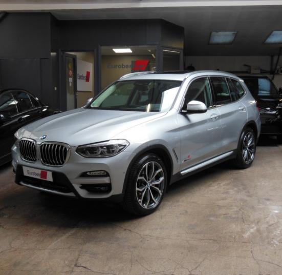 BMW X3 (G01) XDRIVE30D 265CH X LINE BVA8