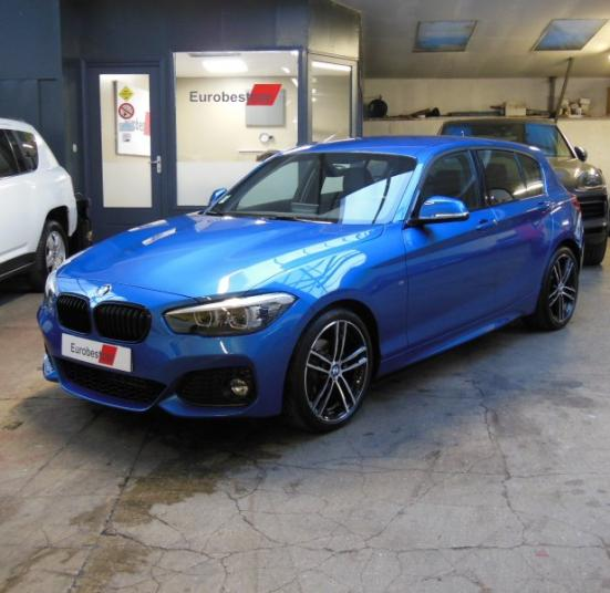 BMW 118DA 150CH M SPORT ULTIMATE 5P (F20)