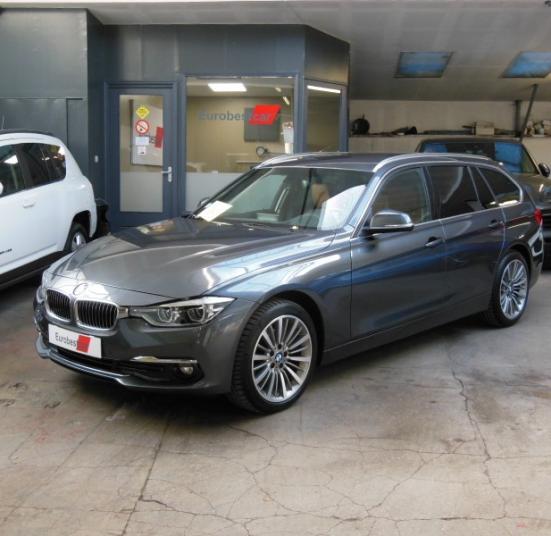 BMW 320D TOURING XDRIVE 190CH LUXURY BVA8 (F31)