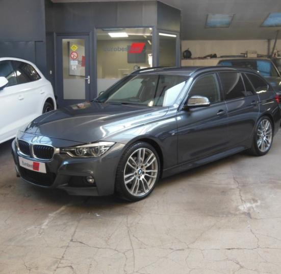 BMW 318DA TOURING 150CH M SPORT (F31)