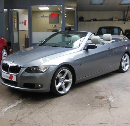 BMW 320DA CABRIOLET 177CH LUXE (E93)