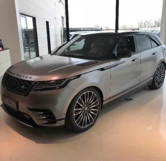 land rover range rover velar 3 0 d300 4wd premier edition r dynamique auto diesel v hicules vendus. Black Bedroom Furniture Sets. Home Design Ideas